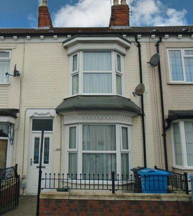 Thumbnail Terraced house to rent in De La Pole Avenue, Hull