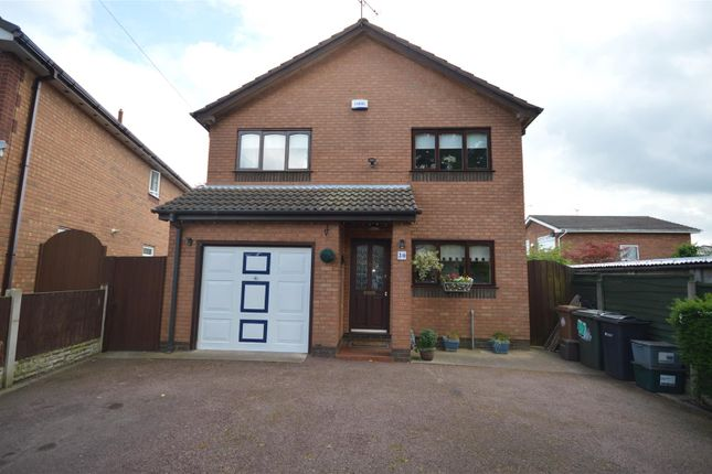 Thumbnail Detached house for sale in Woodland Road, Whitby, Ellesmere Port
