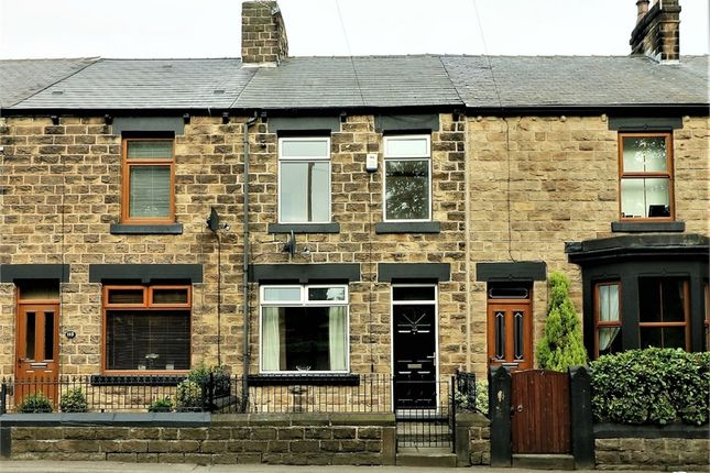 Thumbnail Terraced house to rent in Upper Sheffield Road, Barnsley, South Yorkshire