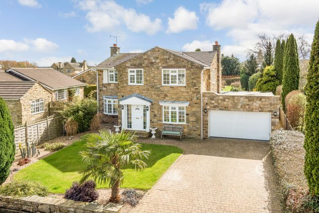 Thumbnail Detached house for sale in Lonsdale Meadows, Boston Spa
