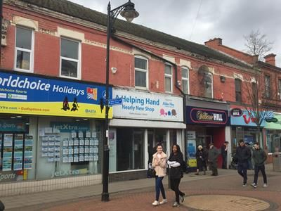 Thumbnail Retail premises to let in 43 Albert Road, Widnes, Cheshire