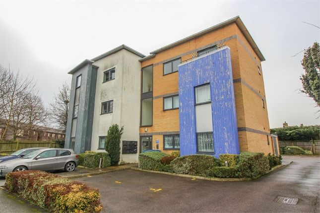 Thumbnail Flat for sale in High Elms, Tawneys Road, Harlow, Essex