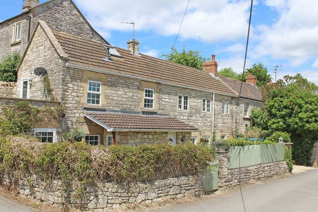Thumbnail Semi-detached house for sale in Single Hill, Shoscombe, Near Bath