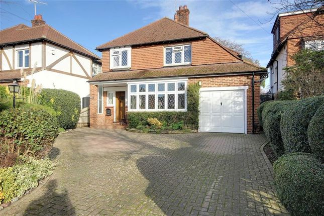 Thumbnail Detached house for sale in Offington Drive, Offington, Worthing, West Sussex