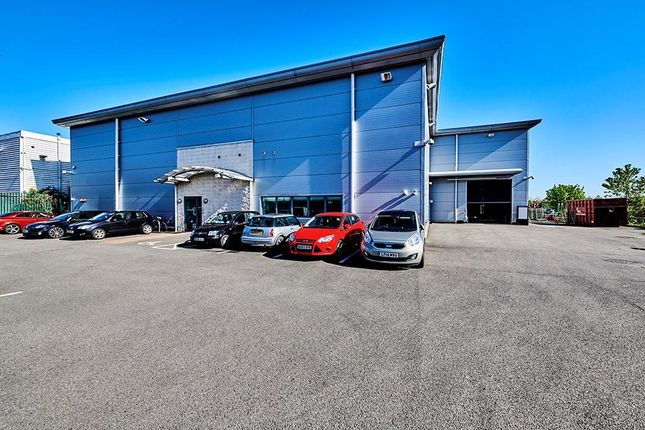 Industrial to let in The Hub, Thornberry Way, Slyfield Industrial Estate, Guildford