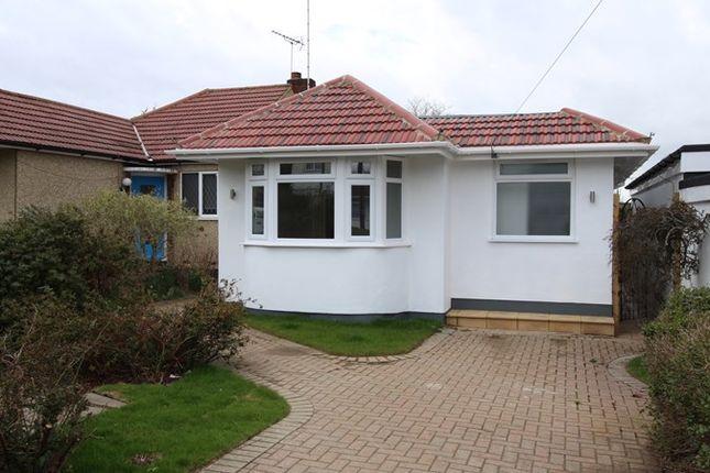 Thumbnail Semi-detached bungalow for sale in Stuart Road, East Barnet, Barnet