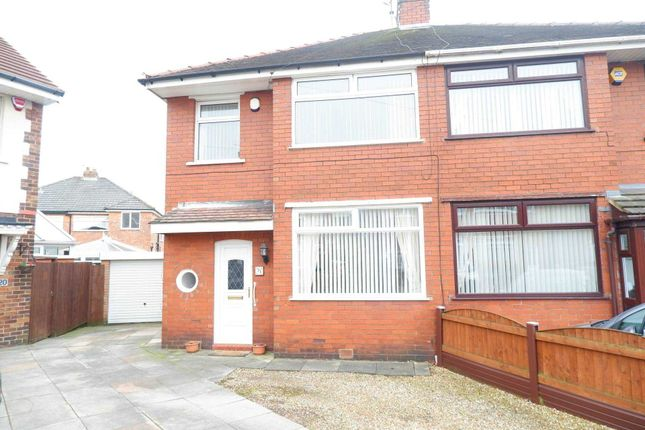 3 bed semi-detached house to rent in Croftson Avenue, Ormskirk L39