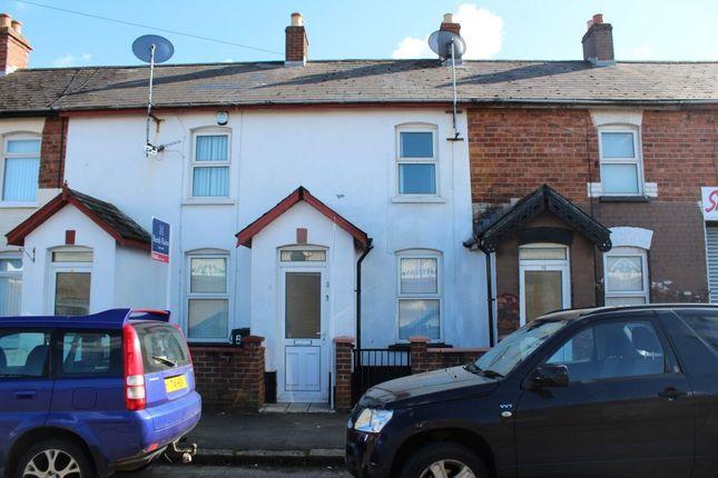 Thumbnail Terraced house for sale in Greenville Street, Belfast