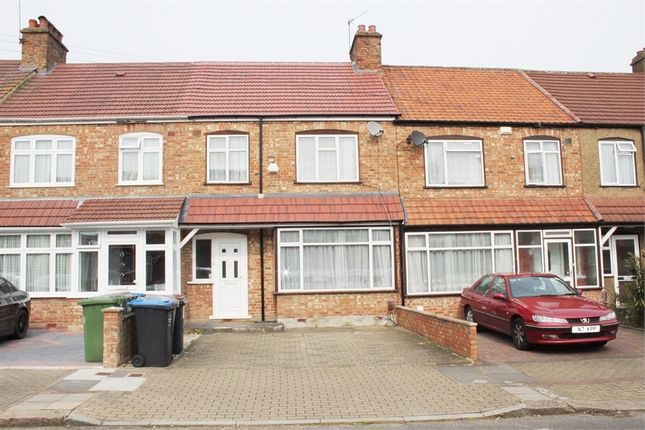 Thumbnail Terraced house to rent in Sunnymead Road, London