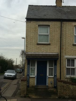 Thumbnail End terrace house to rent in High Street, Cherry Hinton, Cambridge