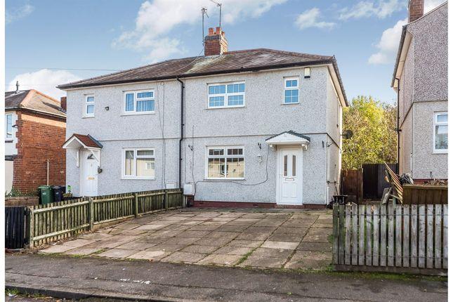 Semi-detached house in  Westwood Street  Brierley Hill  Birmingham