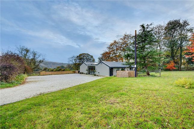 Thumbnail Detached bungalow for sale in Kirk Lane, Eastby, Skipton