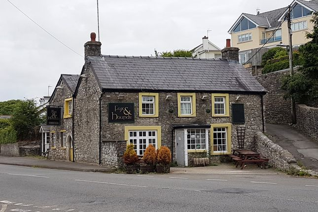 Thumbnail Pub/bar for sale in Ewenny Road, St Brides Major