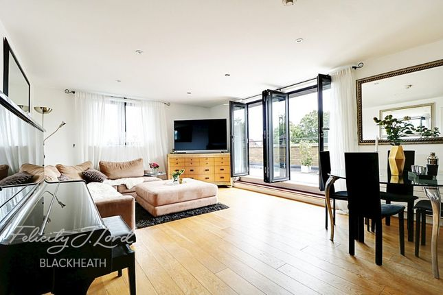Thumbnail Flat to rent in 6 Stratheden Road, London