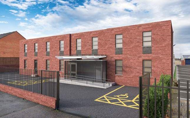Thumbnail Office to let in Bentley Lane Industrial Park, Bentley Lane, Walsall