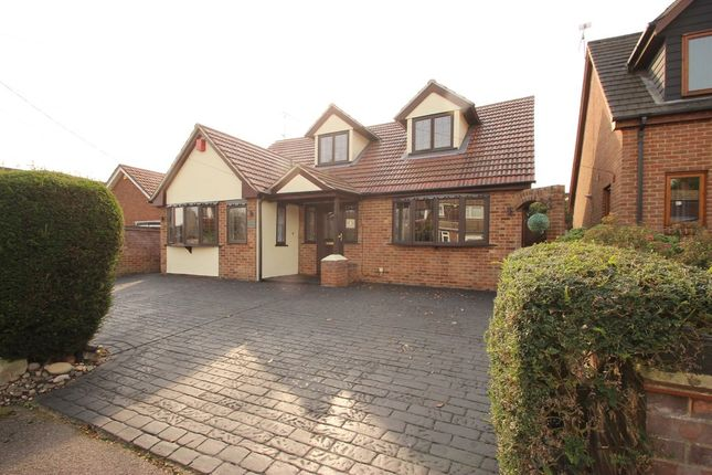 Thumbnail Detached house for sale in First Avenue, Hook End, Brentwood