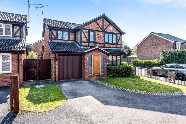 4 bed detached house for sale in Sandstone Close, Winnersh, Berkshire RG41