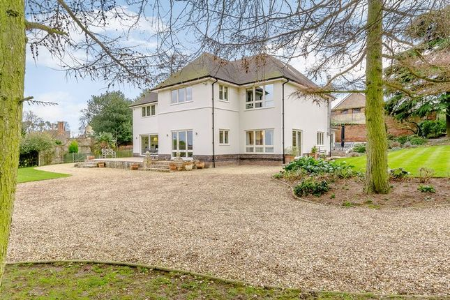 Thumbnail Detached house for sale in St Marys Close, Edith Weston, Rutland
