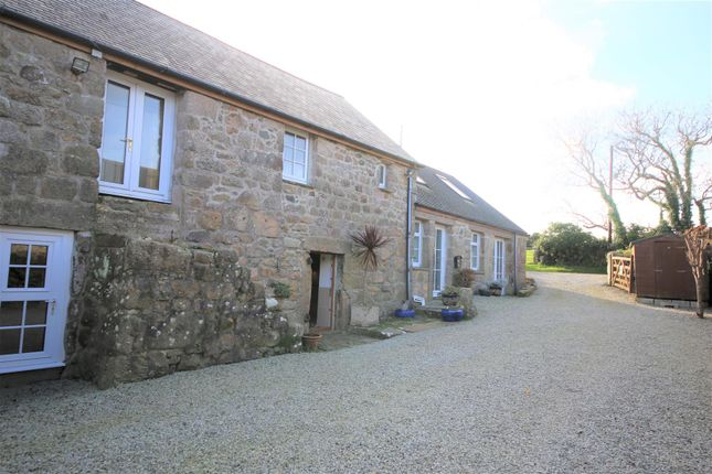 Thumbnail Barn conversion for sale in Laity Lane, Lelant, St. Ives