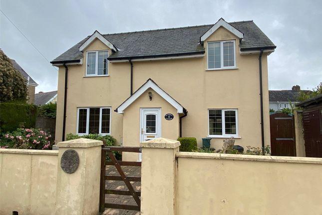 Thumbnail Detached house to rent in Bluebell Cottage, Station Road, Narberth, Sir Benfro