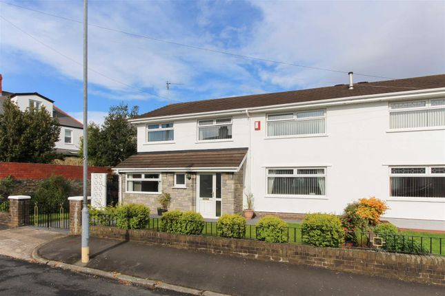 Thumbnail Semi-detached house for sale in Greenwich Road, Cardiff