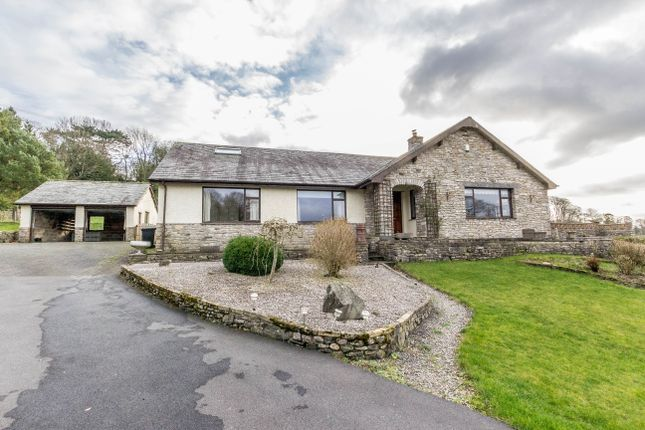 Thumbnail Detached bungalow to rent in Sedbergh Road, Kendal