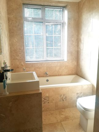 Lovely Bathroom of 76, Findon Road PO12