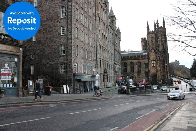Thumbnail 1 bed flat to rent in Mound Apartments, 13 North Bank Street, Old Town, Edinburgh