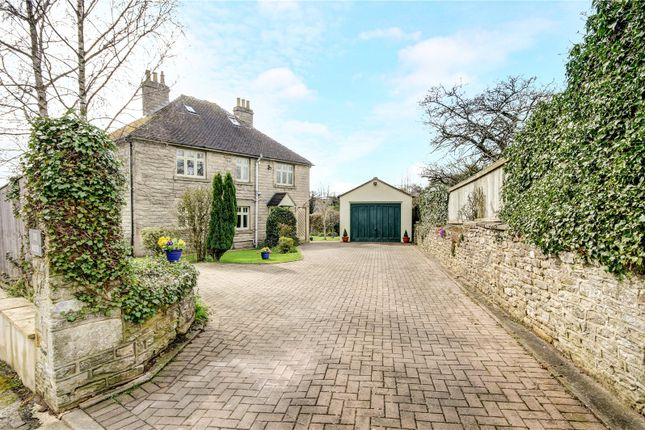 Thumbnail Detached house for sale in Bremilham Road, Malmesbury, Wiltshire