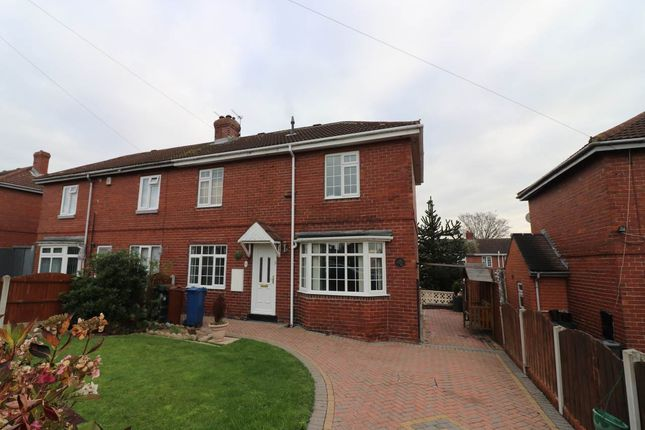 Thumbnail Property for sale in Manor Road, Thurnscoe, Rotherham