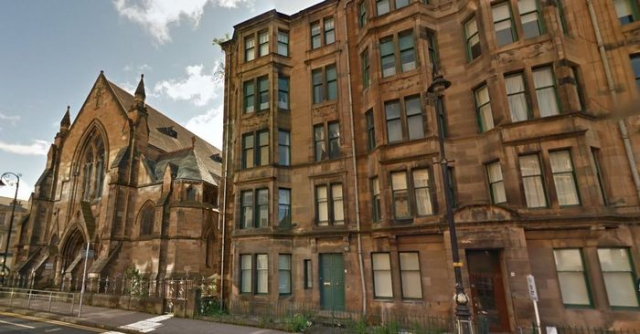 Thumbnail Flat to rent in University Avenue, Glasgow G12,