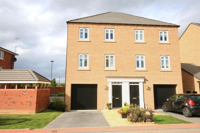 Thumbnail Semi-detached house for sale in Buttermere Crescent, Lakeside, Doncaster