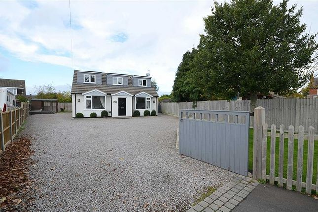 Thumbnail Detached house for sale in The Nook, Parton Road, Churchdown