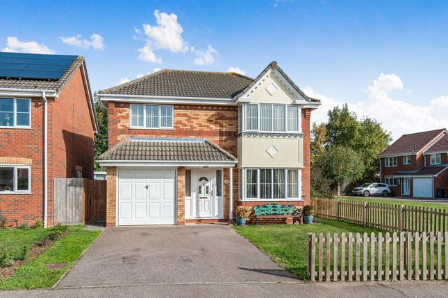 Thumbnail Detached house for sale in Crown Mill, Elmswell, Bury St. Edmunds