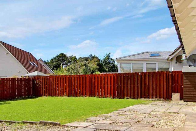 Garden At Back of Derbeth Grange, Kingswells, Aberdeen AB15