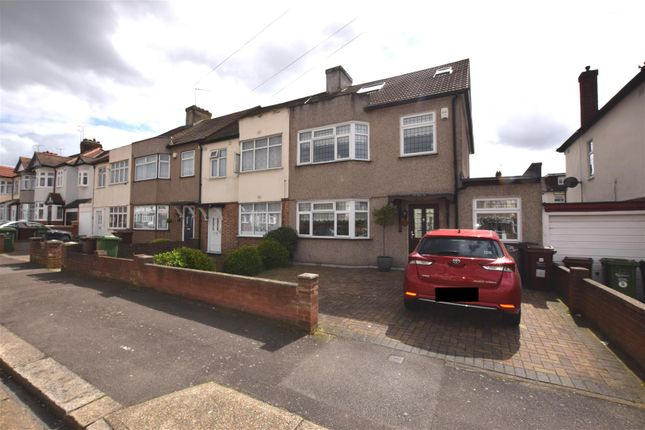 Thumbnail Terraced house for sale in Adelaide Gardens, Chadwell Heath, Romford