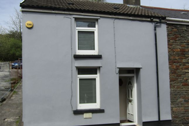 Thumbnail End terrace house for sale in Brynmair Road, Aberdare