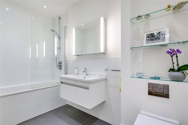 Bathroom of Edith Road, London W14