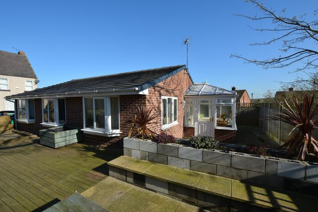 Thumbnail Bungalow for sale in Queen Victoria Road, New Tupton, Chesterfield