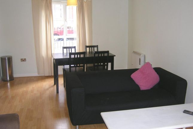2 bed flat to rent in Old York Street, Hulme, Manchester