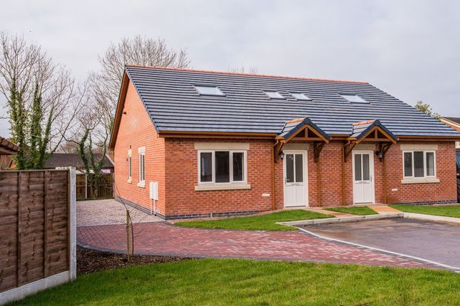 Thumbnail Semi-detached bungalow for sale in Buttermere Gardens, Chorley