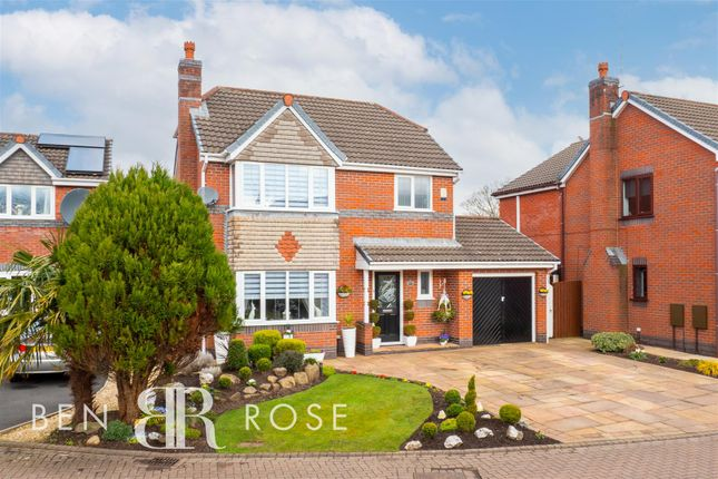 3 bed detached house for sale in Austin Close, Leyland PR25
