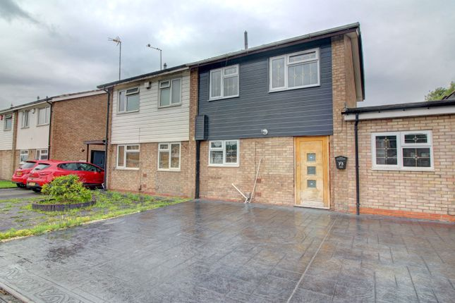 Thumbnail Semi-detached house for sale in Walcot Drive, Great Barr, Birmingham