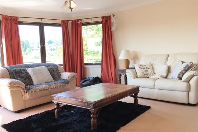 Thumbnail Flat to rent in Oliphant Court, Stirling