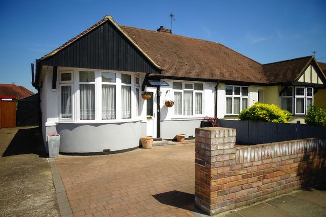 Semi-detached bungalow for sale in Parkfield Crescent, Feltham