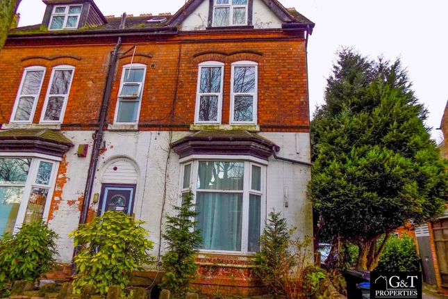 1 bed flat for sale in Selborne Road, Handsworth Wood, Birmingham B20