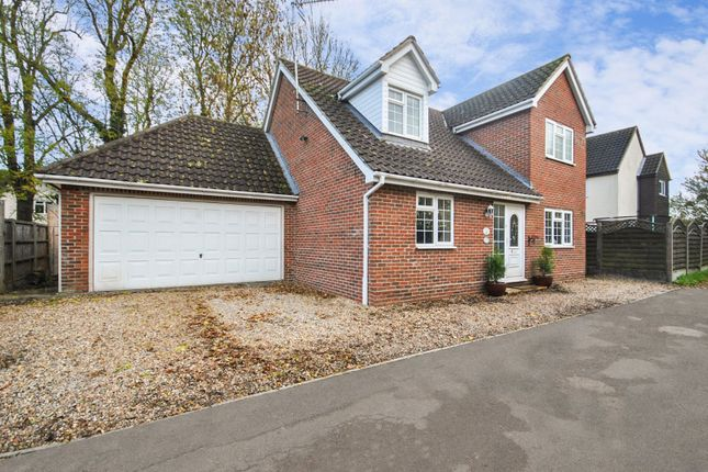 Thumbnail Detached house for sale in Crown Close, Sheering, Bishop's Stortford, Essex