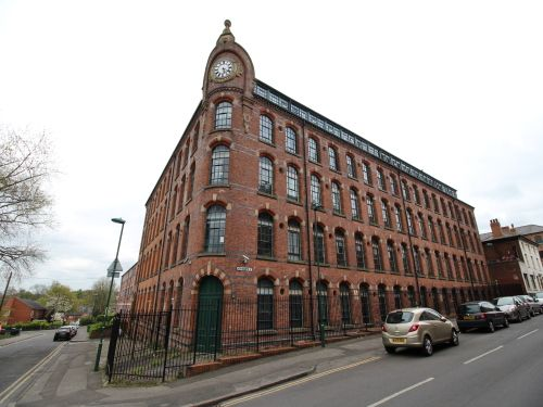 Thumbnail Flat to rent in Five Bed Cluster, Nottingham Square, Nottingham
