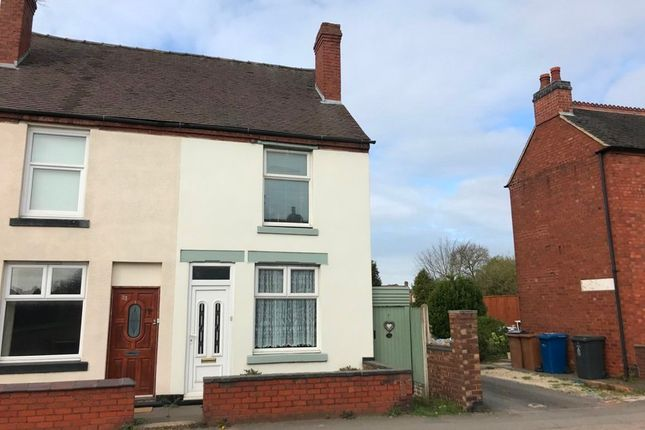 Thumbnail Semi-detached house for sale in Paget Mews, Rugeley Road, Chase Terrace, Burntwood