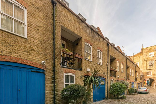Thumbnail Property for sale in Rutland Mews, St John's Wood
